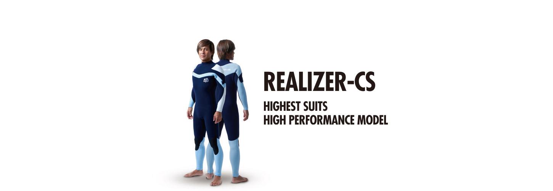 4DIMENSIONS|4Dウェットスーツ|REALIZER-CS